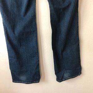 GAP Jeans - GAP Premium Curvy Straight Jeans